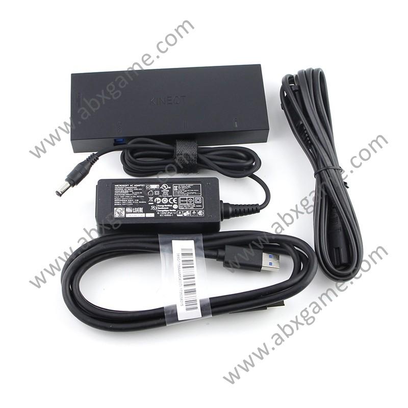 Original Kinect Power AC Adapter for Xbox One S Windows 10 - US Plug