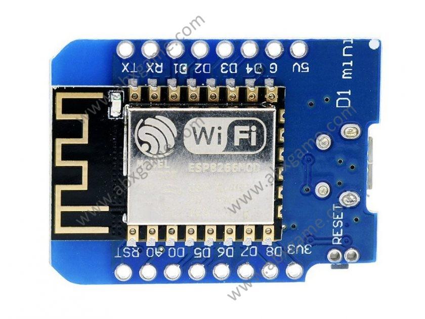 ESP-12F WIFI Dev Board with ESP8266 for PS4 hack 4 55