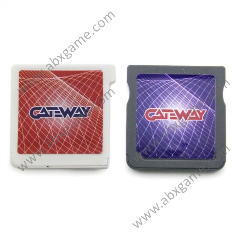 Gateway 3DS Ultra V3 6 1 Flash Card