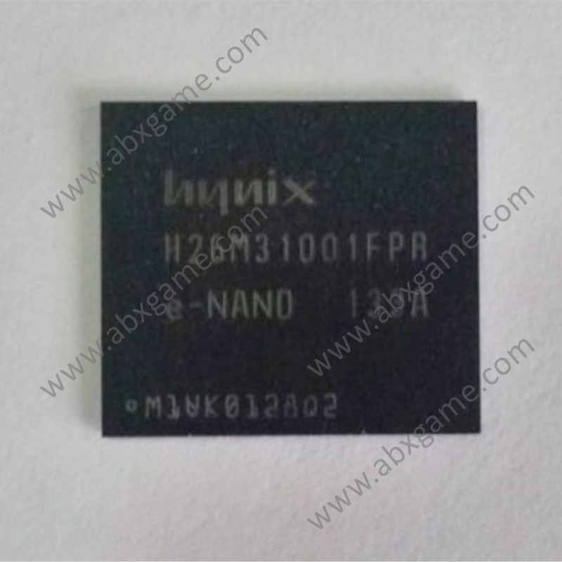 Hynix E-NAND H26M31001FPR BGA Chip for Xbox 360 Slim Corona 4GB