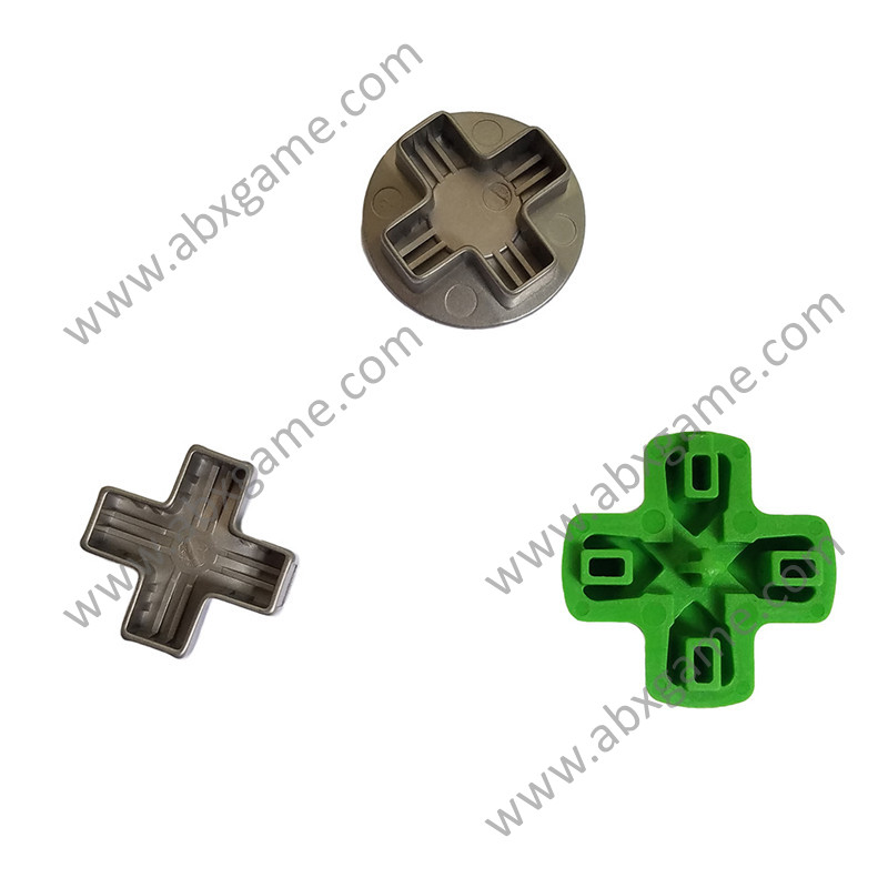 3 PCS DIY Metal Magnetic D-Pad Set for PlayStation 4 PS4 Controller