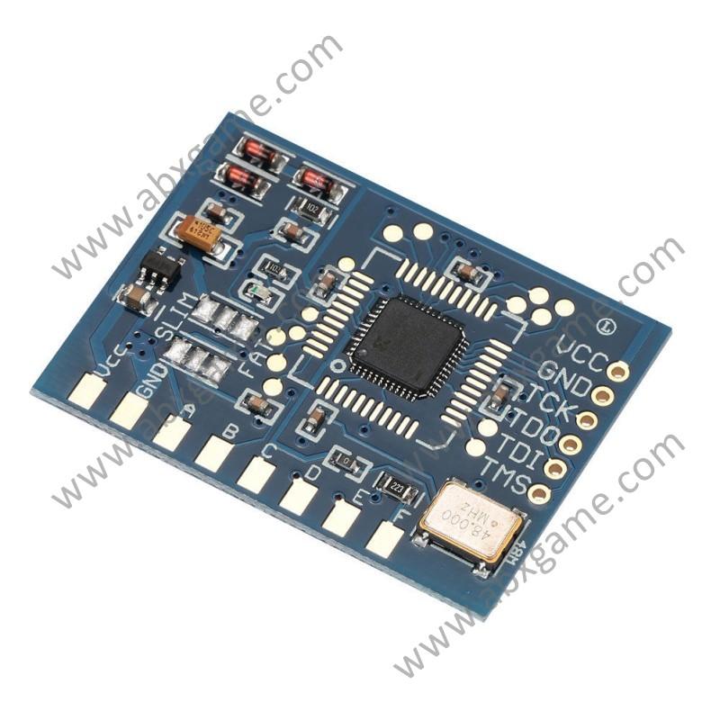 Matrix Glitcher V1 RUN Chipboard for Xbox 360 (Small IC)