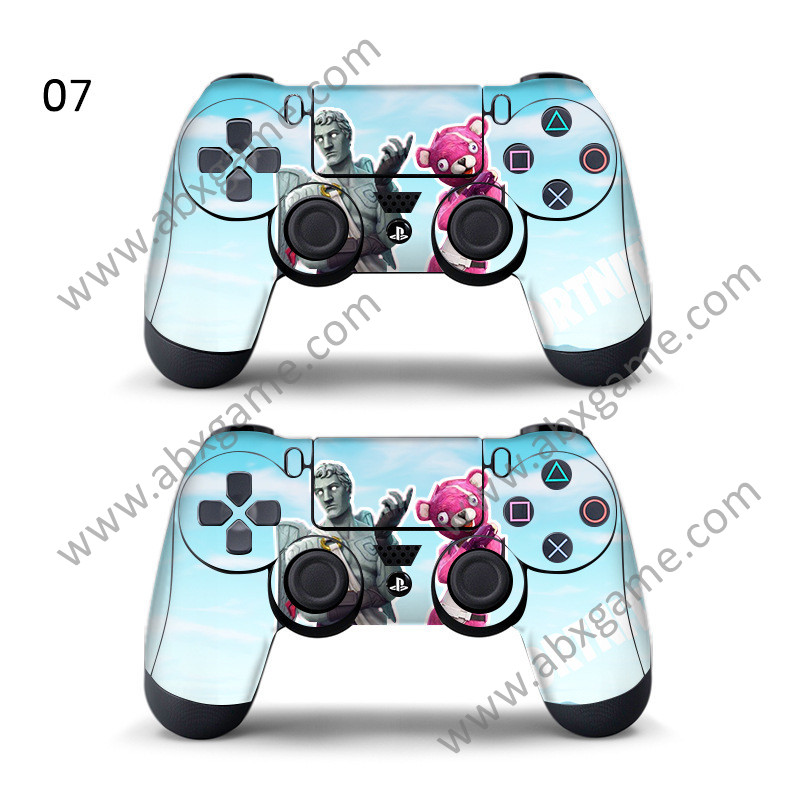 Protective Cover Sticker Skin For Ps4 Controller Fortnite 11 Themes