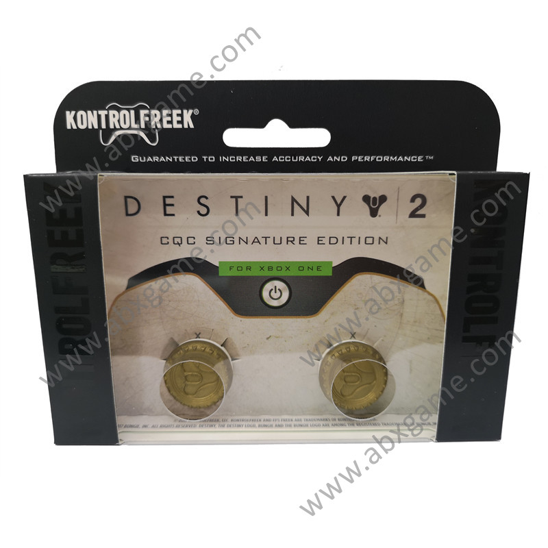 FPS Freek Analog Extenders for Xbox One Controller – Destiny 2 CQC Signature